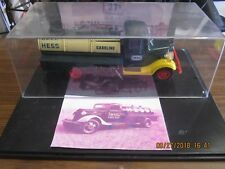 1980 Hess Truck 1933 Chevrolet Truck Gasoline Tanker Made in Hong Kong