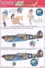 Kits World Decals 1/48 CURTISS P-40F WARHAWK 79th FG North Africa Part 1