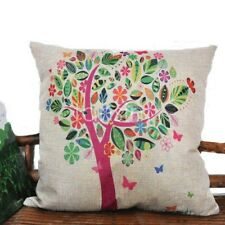 "Cotton Blend 18x18"" Size Decorative Cushions"