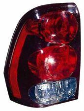 2002-2009 Chevrolet Trailblazer Left/Driver Side Tail Light Assembly