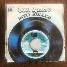 SUZI QUATRO - ROXY ROLLER - SINGLE RAK 1977 SPAIN
