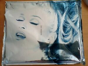 Madonna Sex. Iconic limited edition book.Immaculate condition! With cd and comic