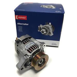 Alternator with 5 Groove Pulley - ELC0298- Kit car, Race Car, Classic Car