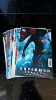"""COMICS      """"SUPERMAN""""       14  Bande     Zustand  0/1 bb"""