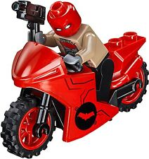 LEGO DC Super Heroes Red Hood with Motorcycle MINIFIG from Lego set #76055 New