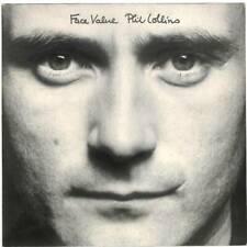 Phil Collins - Face Value - Gatefold - LP Vinyl Record
