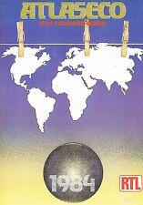Le Nouvel Observateur   Atlaseco 1984 : Atlaseco 1984