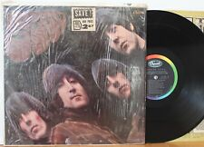 "The Beatles LP ""Rubber Soul"" ~ Capitol T 2442 ~ Orig 1965 Mono ~ CLEAN in Shrink"