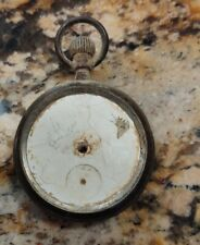 Not Working Antique Pocketwatch Rusted