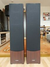 Yamaha NS-F51 - 1 Paar = 2 Stück Standlautsprecher in Walnuss - Nur Abholung