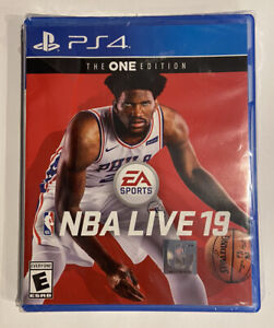 NBA Live 19: Playstation 4 [Brand New ] PS4