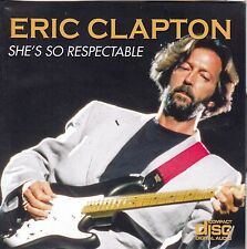 ERIC CLAPTON She's So Respectable CD