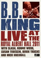 New: B.B. King: Live at the Royal Albert Hall 2011 NTSC, Color, Multiple Formats