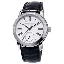 Frédérique Constant Men's FC-710MS4H6 Automatic Silver-Tone Dial 42mm Watch
