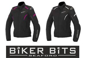 10% OFF Alpinestars Stella Gunner Damen Wasserdicht Motorrad Textil Jacke