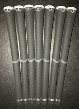 TaylorMade Universal Replacement Grips - Lamkin - Black/Silver X7- Free Tape