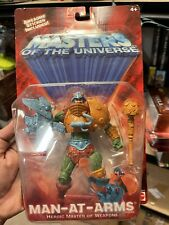 He-Man And The Masters Of The Universe 200x: Man-At-Arms MOC MOTU Man At Arms