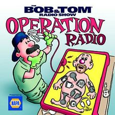 Bob and Tom Operation Radio 31 track 2006 CD NEW! (USO/troop promo cd)