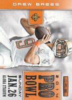 2014 Rookies and Stars Football Pro Bowl #1 Drew Brees New Orleans Saints