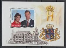 Luxembourg Stamps Sheet