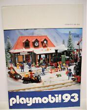 New ListingVintage 1993 Playmobil Calendar