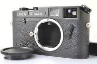[MINT]Leica M4-2 35mm Rangefinder Film Camera in Black w/Starp From Japan #1524