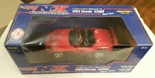 2002 Honda S2000, NX, ERTL, Amer. Muscle, 1/18 Scale, Rare, Limit 1 of 5000, NIB