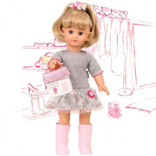 Jessica Netlace & Flowers by Gotz, a 18.1 Inch Doll