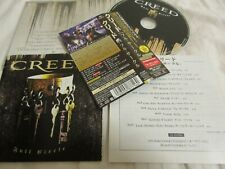 CREED / full circle /JAPAN LTD CD OBI