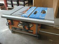Used   089037006022 Tube Frame FOR R4516 RIDGID -ENTIRE PICTURE NOT 4SALE