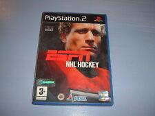 ESPN NHL HOCKEY PS2 COMPLET (envoi suivi)