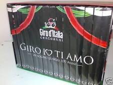 OPERA COMPLETA BOX COFANETTO 16 DVD GIRO IO TI AMO CENTENARIO D'ITALIA PANTANI