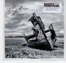(EF359) Falling Off Maps, The Redeemer - 2013 DJ CD
