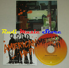 CD AMERICAN HI-FI Hearts on parade 2005 canada MAVERIK CDW 48991 lp mc dvd