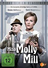 Miss Molly Mill ( Komplette Serie 2 DVDs )) mit Inge Brück, Benno Hoffmann NEU