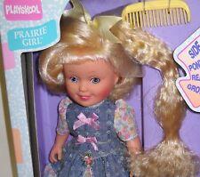 #535 NIB Playskool Dolly Surprise Prairie Girl Doll
