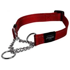 Rogz Dog Obedience Collar Red