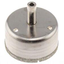 "63 mm 2.5"" Diamond Hole Saw Core Drill Bit Coated Masonry Tools for Glass Stone"