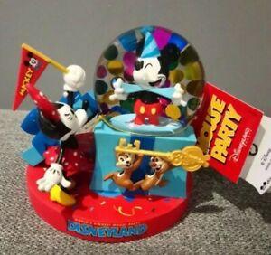 Snowglobe Disney Mickey