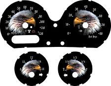 Harley Davidson Custom Speedometer Gauge Fit CVO 2014-2019  American Eagle