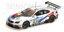 Minichamps 1:43 BMW M6 GT3 - SCHNITZER MOTORSPORT - BOUVENG/MARSCHALL - ADAC GT
