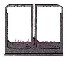 Sim Dual Bandeja N Tarjeta Lector Soporte Card Tray Holder HTC One M8 Dual