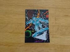 RARE SILVER SURFER ALL-PRISM PRISMATIC PROMO CARD! COMIC IMAGES 1992!