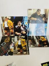 Lot Of 7 Fat Bastard 4x6 Panini Photo Cards AUSTIN POWERS MOVIE Made In Italy