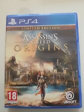 Ps4 Assassins Creed Origins Deluxe Edition