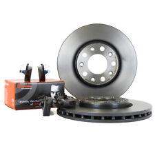 Kit dischi freno e pastiglie Ford Focus 3 e Focus 3 SW 1.6 TDCI anteriori Brembo