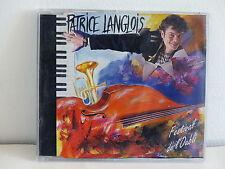 CD ALBUM PATRICE LANGLOIS Festival de l oubli FDO 01 CD