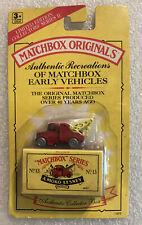 Matchbox Originals No. 13 Bedford Wreck Truck