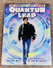 Quantum Leap: The Complete First Season 3-Disc Dvd Set (2004) - Fully Tested!