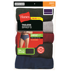 Hanes Men's Tagless® No Ride Up  Briefs with Comfort Soft® Waistband 6 Pack